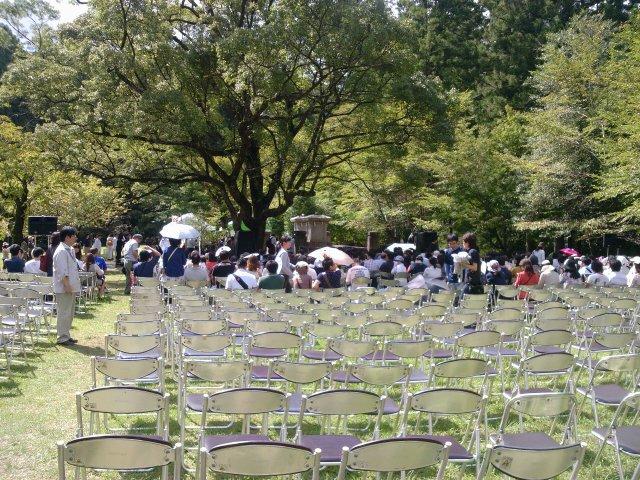 2012-09-23熊野本宮大社正遷座百二十年大祭記念イベント