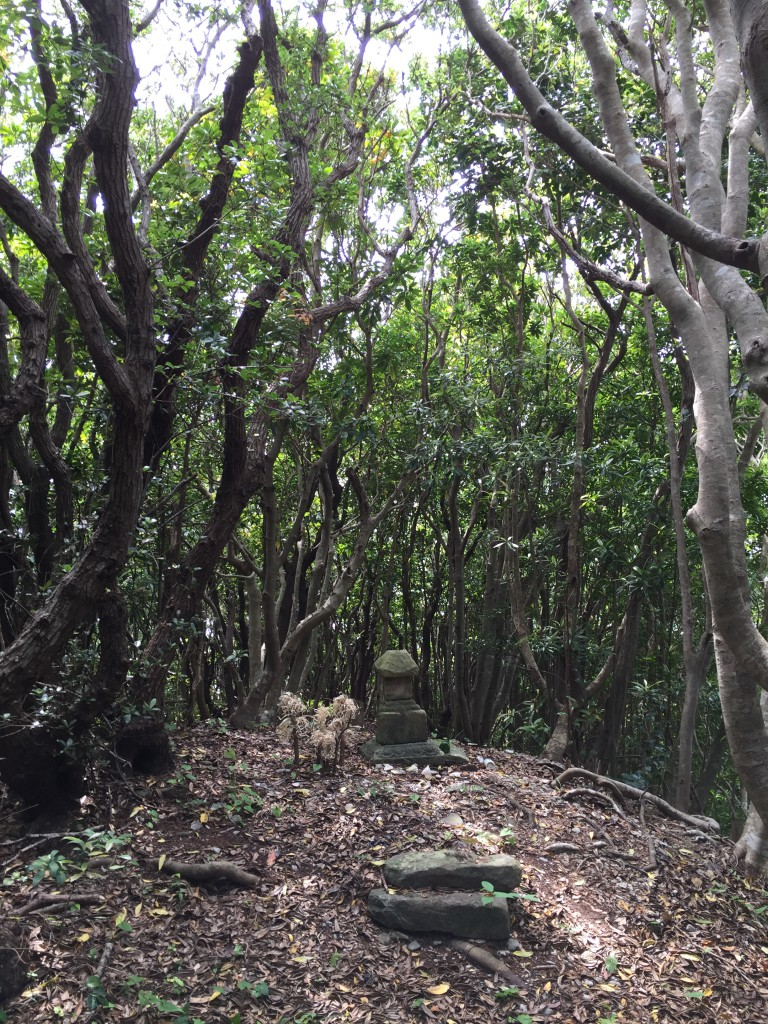 丹敷戸畔の墓