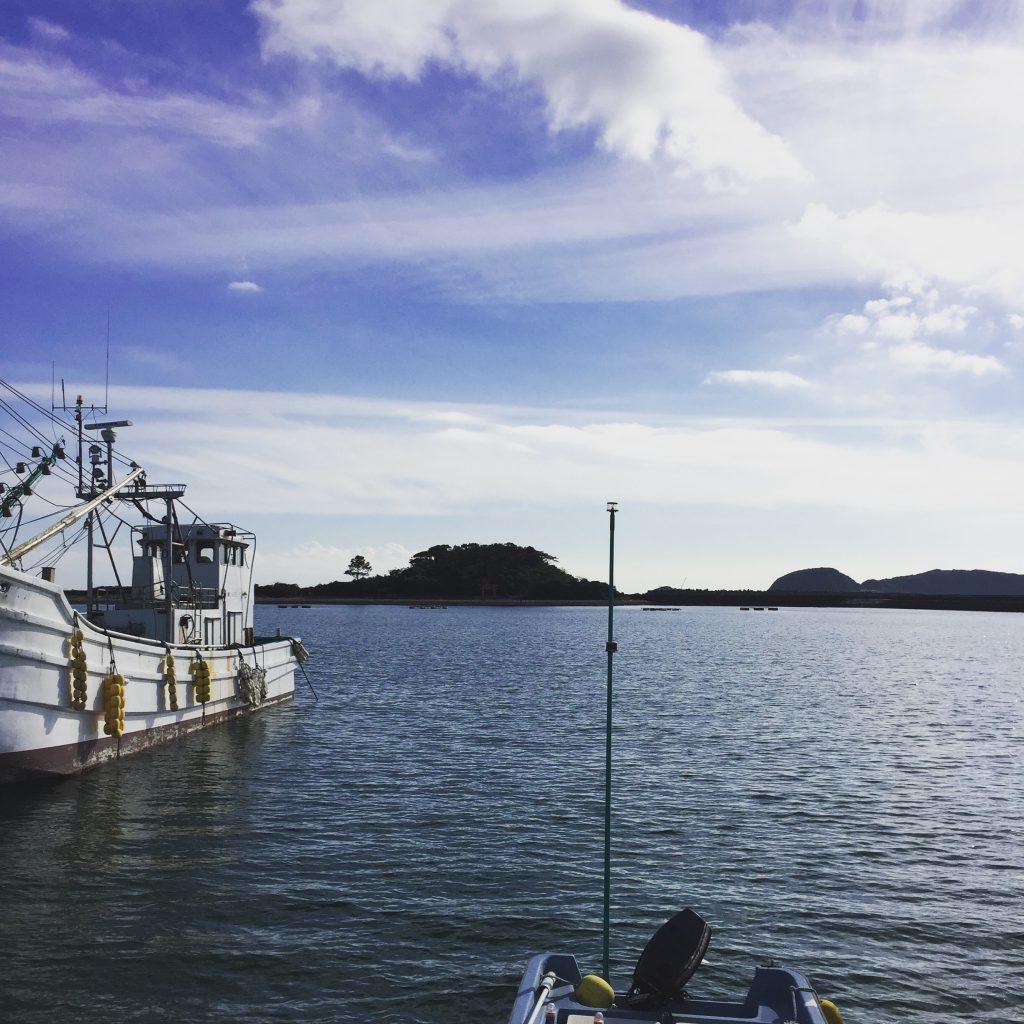 三輪崎漁港